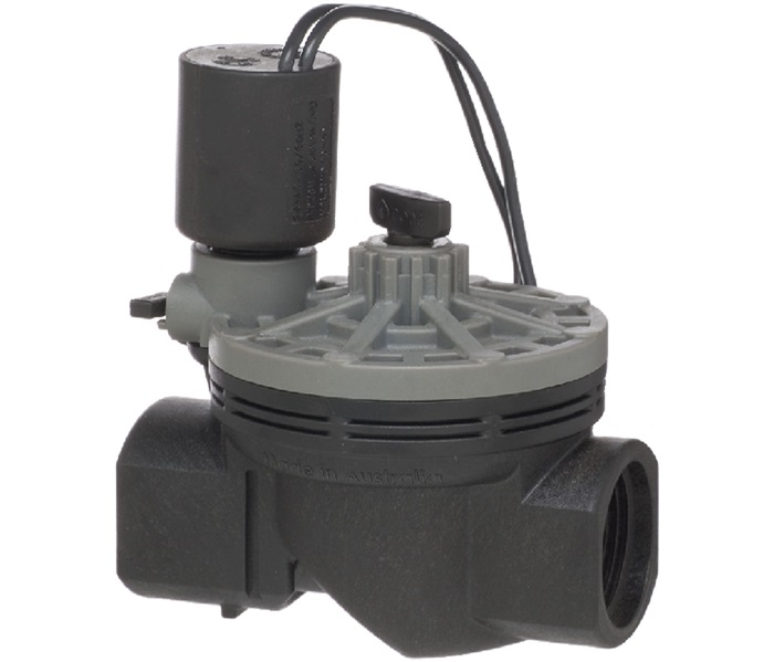 25mm Solenoid Valve With Flow Control