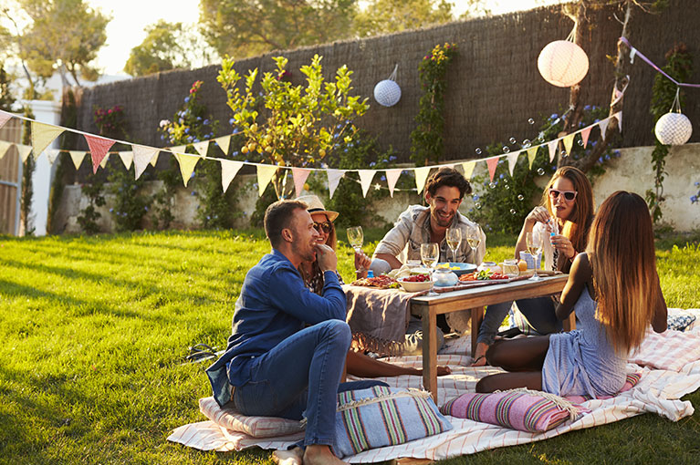 How to get your garden ready for summer entertaining