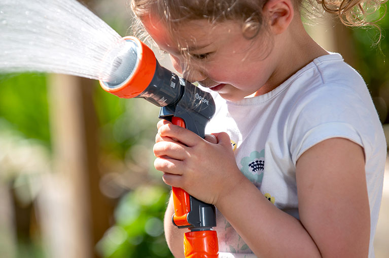 The best time to water your garden in summer